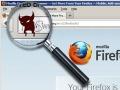 Firefox se odpoveduje ikonam zaradi varnosti